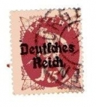 Stamps : Europe : Germany :  Sembrador
