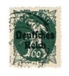 Stamps Germany -  Sembrador
