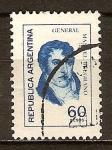 Sellos de America - Argentina -  General José de San Martín.