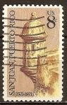 Sellos del Mundo : America : Puerto_Rico : LA Garita San Juan Puerto Rico 1521-1971.