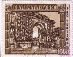 Sellos de America - Guatemala -  Ruinas de San Francisco