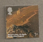 Stamps United Kingdom -  Suroeste Inglaterra