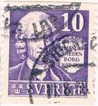 Sellos de Europa - Suecia -  250 ANIV. DEL NACIMIENTO DEL FILÓSOFO EMANUEL SWEDENBORG. Y&T Nº 247