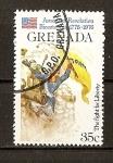 Sellos de America - Granada -  Bicentenario de la Independencia de EE.UU.