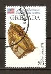 Stamps Grenada -  Bicentenario de la Independencia de EE.UU.