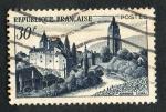 Sellos de Europa - Francia -  Republique Francaise . Postes. Arbois  ( Jura ).