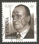 Stamps Spain -  3857 A - Juan Carlos I