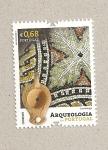 Stamps Portugal -  Arqueología