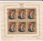 Stamps Oceania - Cook Islands -  navidad-Hans Memling 1433-1494