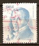 Sellos del Mundo : America : Chile : Diego Portales (político).