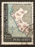 Sellos del Mundo : America : Perú : Tesoros del Perú