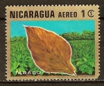 Sellos del Mundo : America : Nicaragua : Productos nicaragüenses.