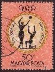 Stamps : America : Hungary :  XVII Olympia