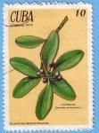 Stamps : America : Cuba :  Curbana