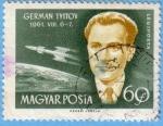 Stamps Hungary -  German Tvitov