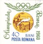 Sellos de Europa - Rumania -  ROMA -1960