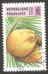 Sellos de Africa - Togo -  Fruta