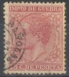 Sellos de Europa - España -  ESPAÑA 188  ALFONSO XII