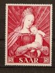 Stamps France -  Año Mariano./ Sarre / Ocupacion Francesa.