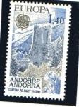 Stamps Andorra -  Serie Europa - 1977 / Paisajes