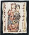 Stamps Andorra -  Virgen de Sispony