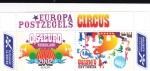 Sellos del Mundo : Europa : Holanda : EL CIRCO