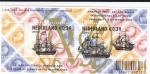 Stamps : Europe : Netherlands :  150 años del sello en Holanda