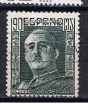 Sellos de Europa - España -  Edifil  1060  Cid y General Franco.
