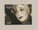 Stamps Portugal -  Amelia Rey Colaço, actriz