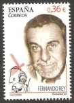 Stamps Europe - Spain -  Fernando Rey, actor de cine