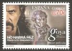 Stamps of the world : Spain :  No habra paz para los malvados, Premio Goya a la mejor película