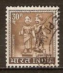 Sellos del Mundo : Asia : India : Artesanía - India.
