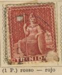 Stamps America - Trinidad y Tobago -  Edicion 1860