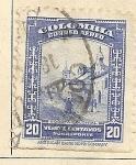 Sellos de America - Colombia -  Bogotá Colonial