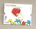 Stamps Portugal -  Aguas y residuos