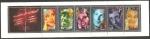 Stamps France -  BC 2903 - Personas célebres del cine