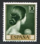 Stamps Spain -  1666-  Romero de Torres.