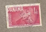 Stamps Panama -  Rehabilitación menores