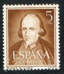 Sellos de Europa - España -  1071- Literatos. Calderón de la Barca.