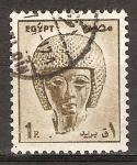 Sellos del Mundo : Africa : Egipto : Mout egipcia.
