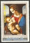Sellos de Africa - Guinea Ecuatorial -  Navidad 1971
