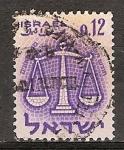 Sellos del Mundo : Asia : Israel : Signos del zodíaco(Libra).