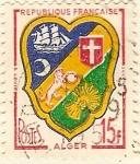 Stamps France -  Alger