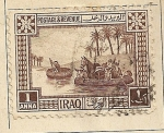 Stamps Asia - Iraq -  Río
