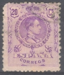 Stamps Spain -  273 ALFONSO XIII