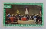 Sellos del Mundo : America : Venezuela :  sesquincentenario de la declaracion de indepedencia 5 de julio 1811