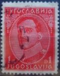 Sellos del Mundo : Europa : Yugoslavia : Rey Alexander