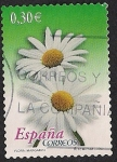 Stamps of the world : Spain :  Flora y fauna- Margarita