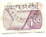 Sellos de America - Brasil -  ROTULO