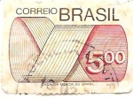 Stamps Brazil -  ROTULO